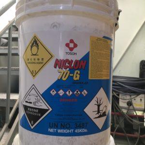 Chlorine Niclon 70G Tosoh
