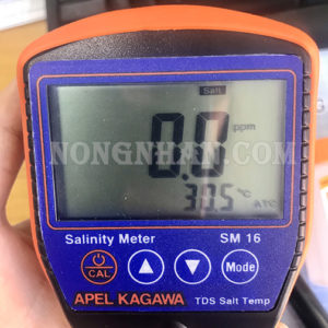 máy đo mặn SM16