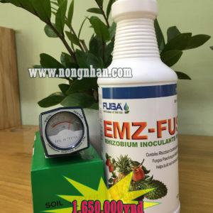 Combo vi sinh EMZ-fusa và máy đo pH DM13